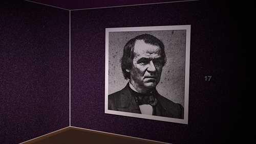 Andrew Johnson Room