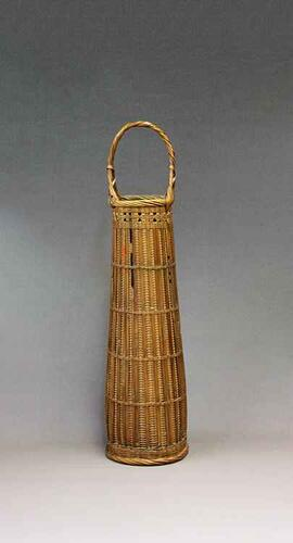 Flower Basket with Ceremonial Arrows