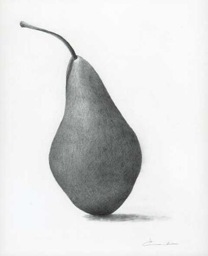 Pear Series #7