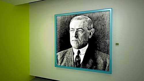 Woodrow Wilson Room
