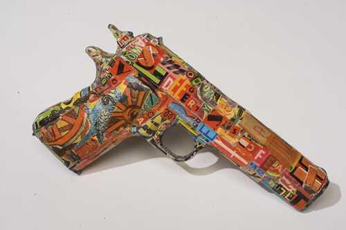 Imaginary Gun